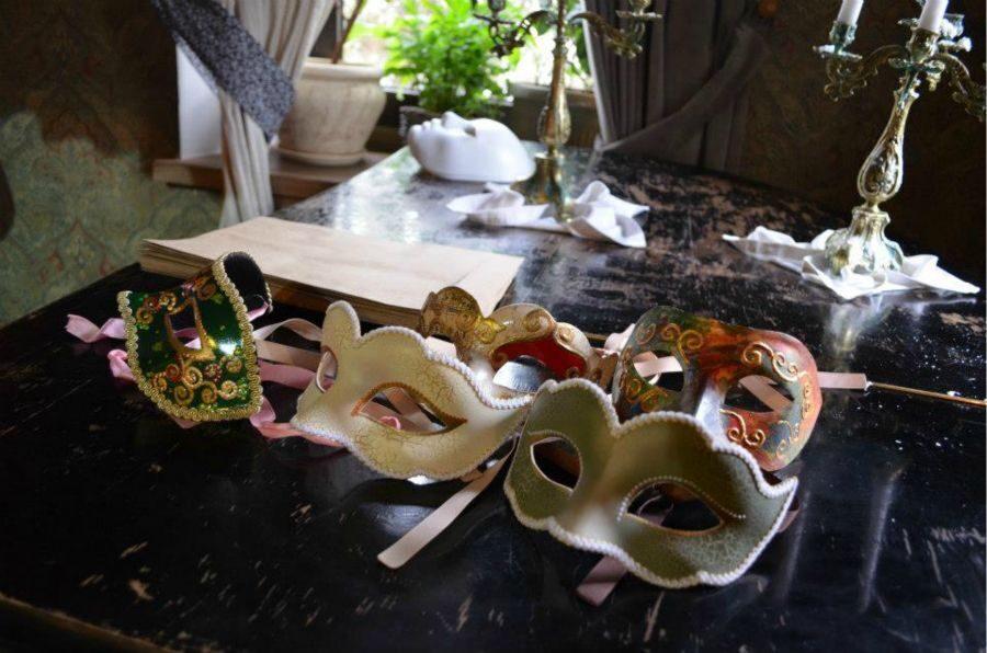 Мастер-класс венецианской маски