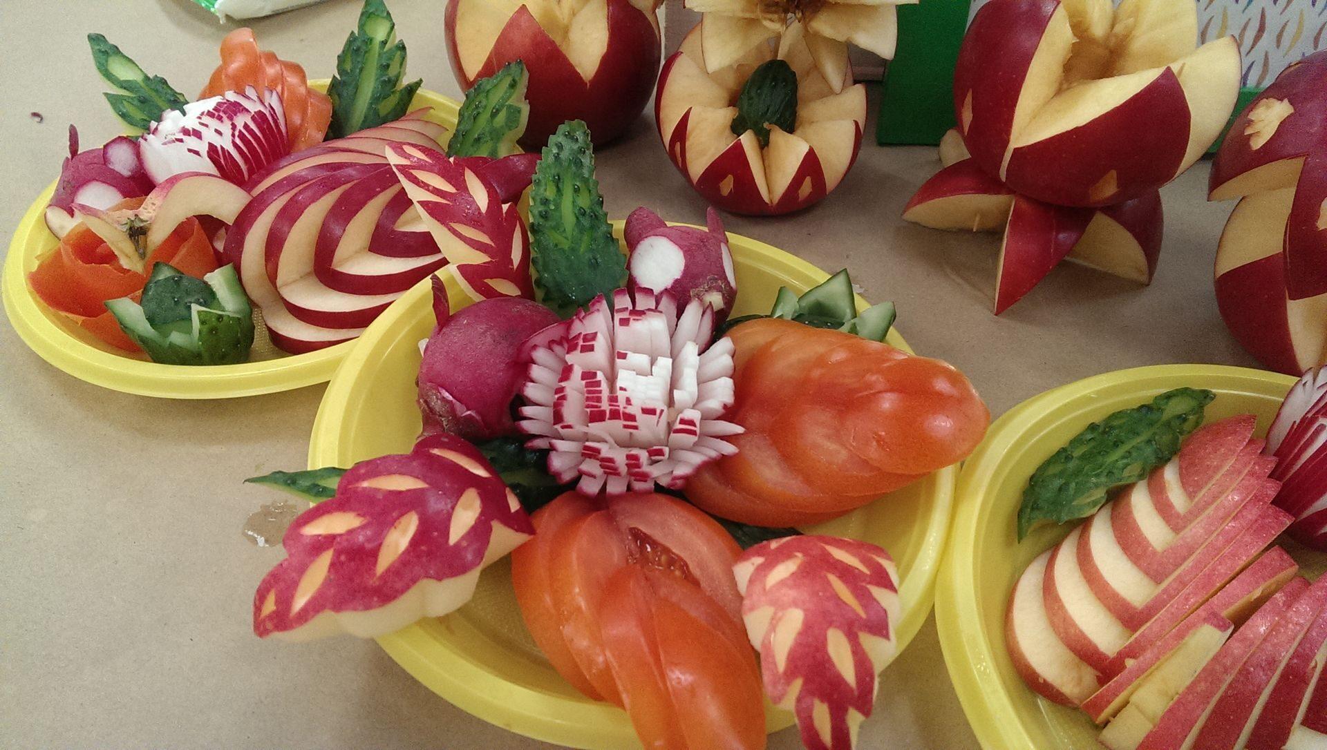 Мастер класс по украшению блюд (несложный) украшение блюд своими руками 53