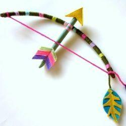 Как сделать лук своими руками? Мастерим стрелы для лука своими руками