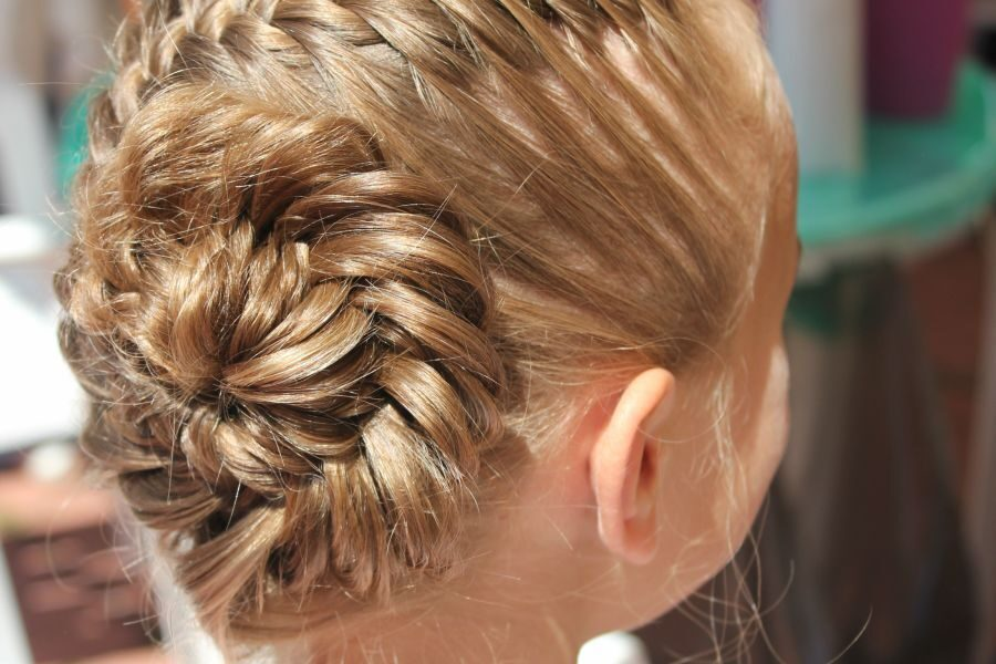 Мастер класс плетения кос из волос
