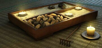 сад камней 3